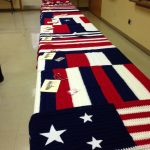 Vets Day Prayer Shawls1